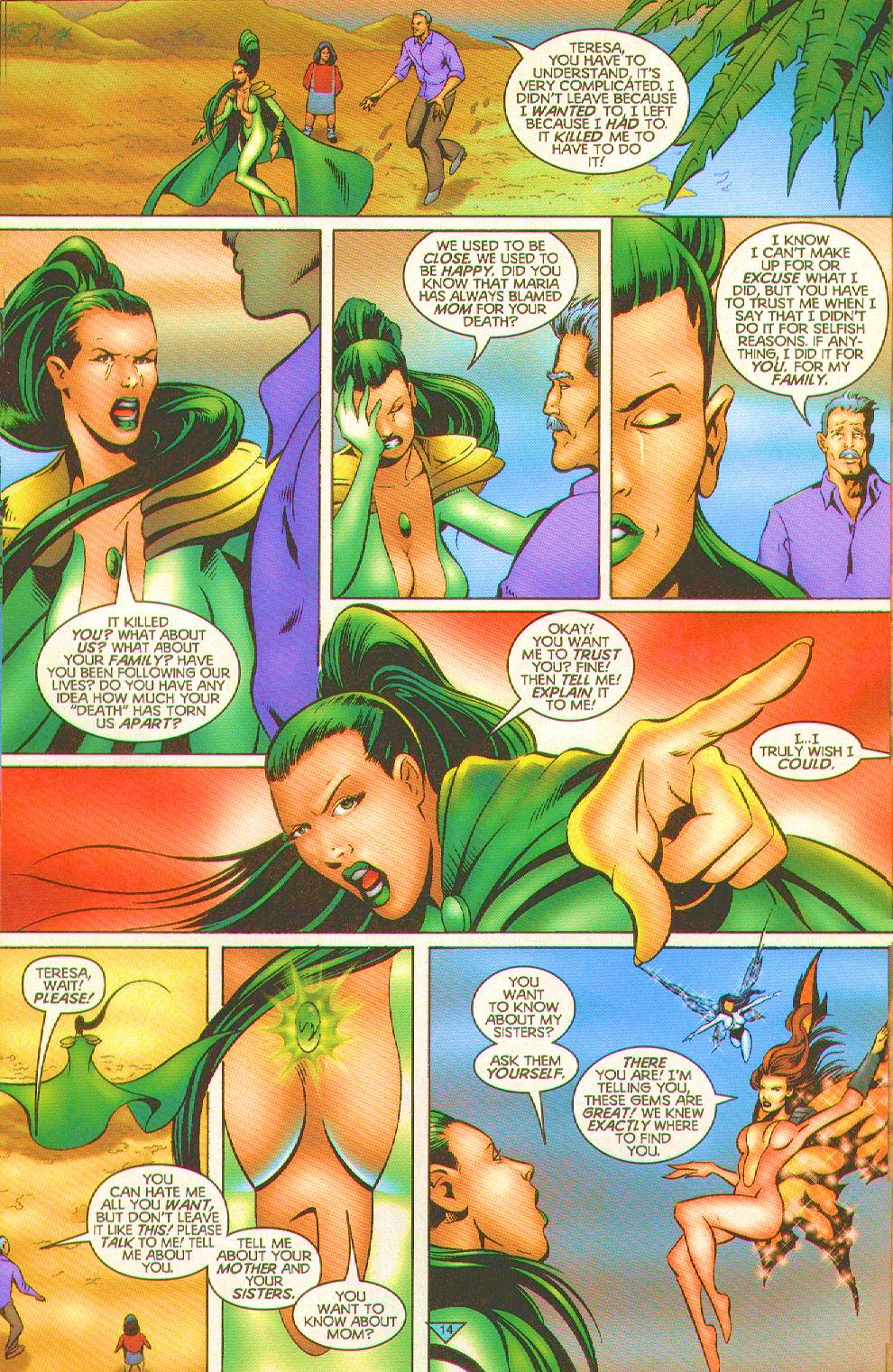 Read online Trinity Angels comic -  Issue #10 - 13