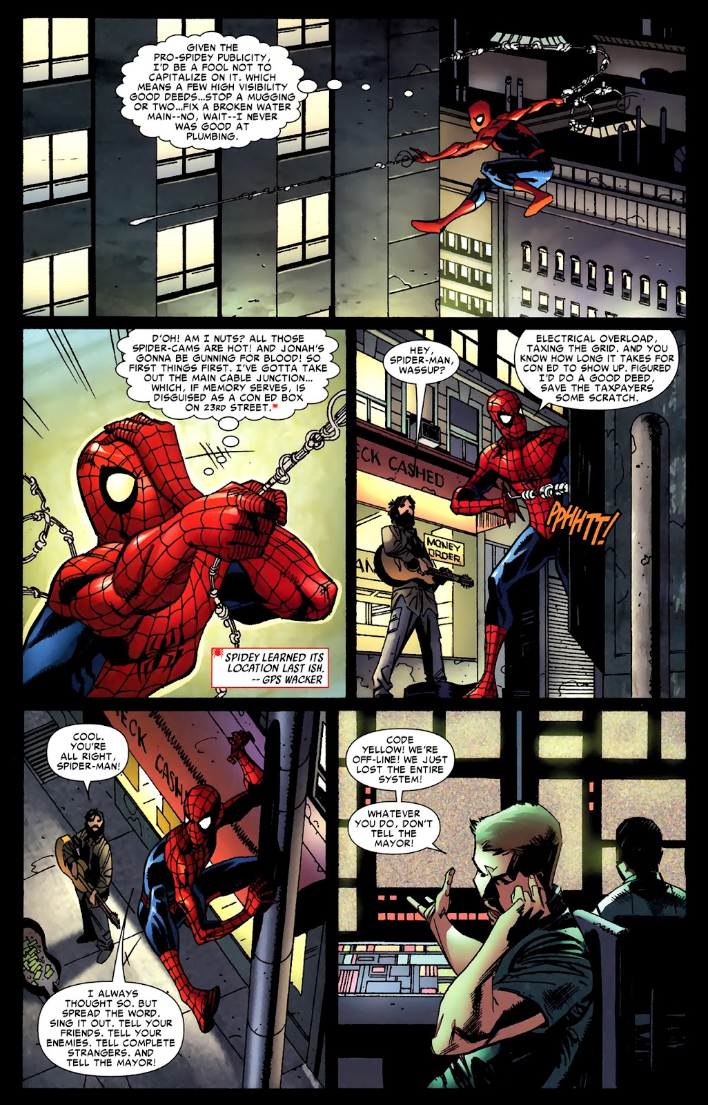 Comic Peter Parker (2010) issue 2