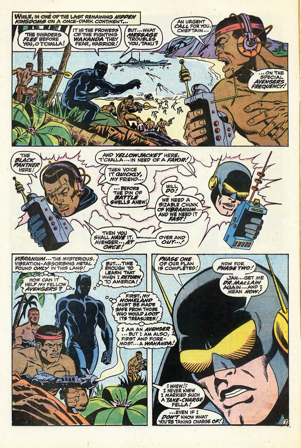 The Avengers (1963) 68 Page 7