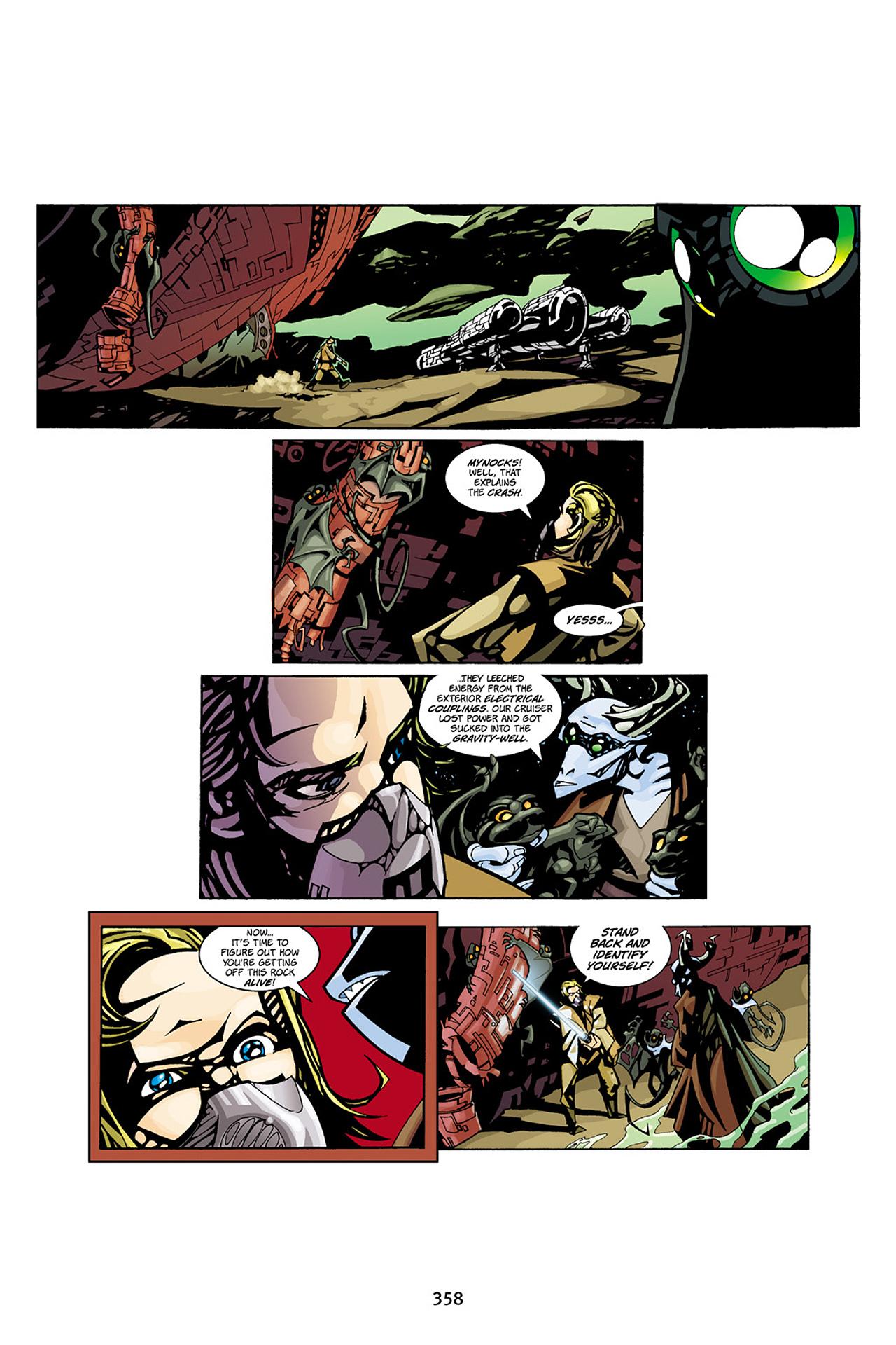 Read online Star Wars Omnibus comic -  Issue # Vol. 10 - 352