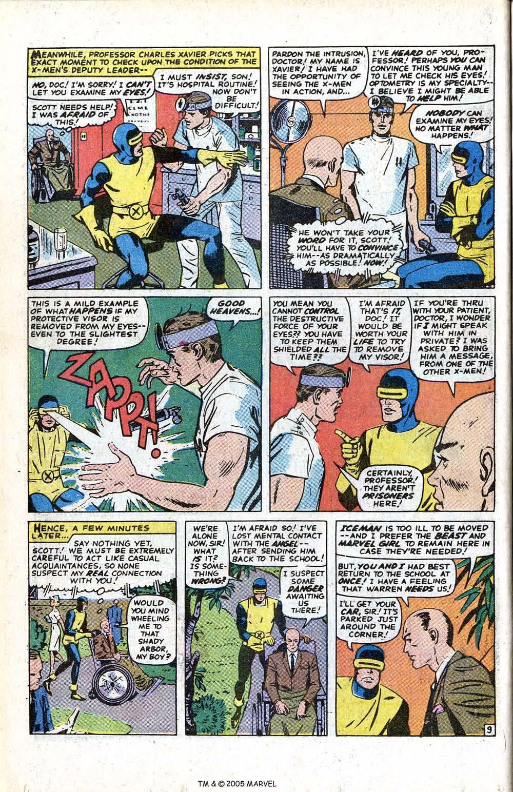 Uncanny X-Men (1963) issue 70 - Page 12