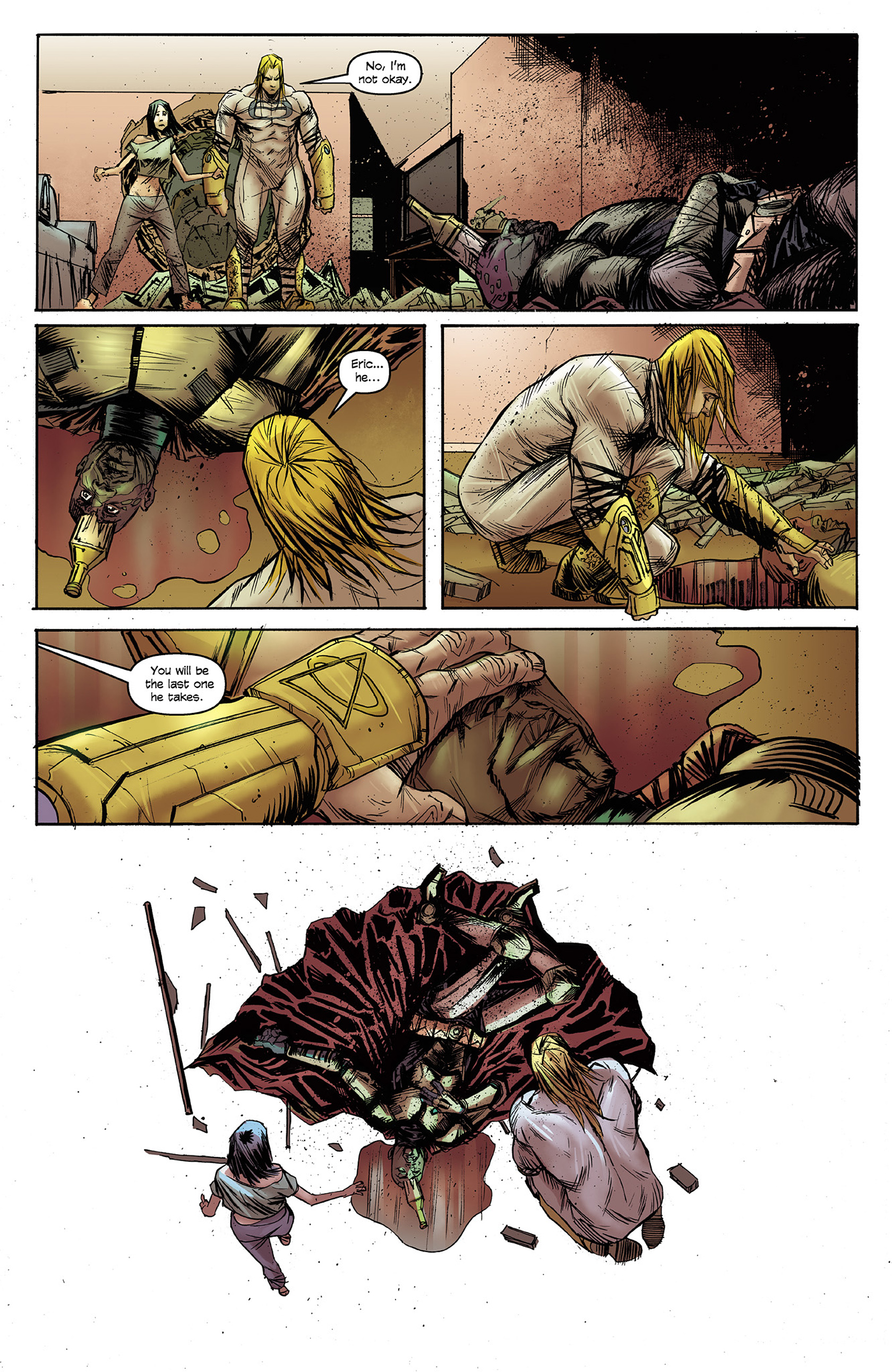 Read online Buzzkill comic -  Issue #4 - 15