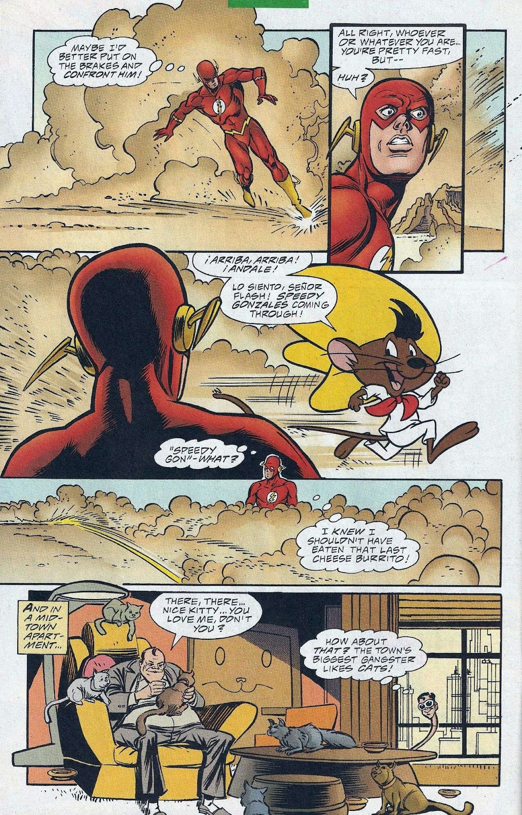 Superman & Bugs Bunny Issue #1 #1 - English 35