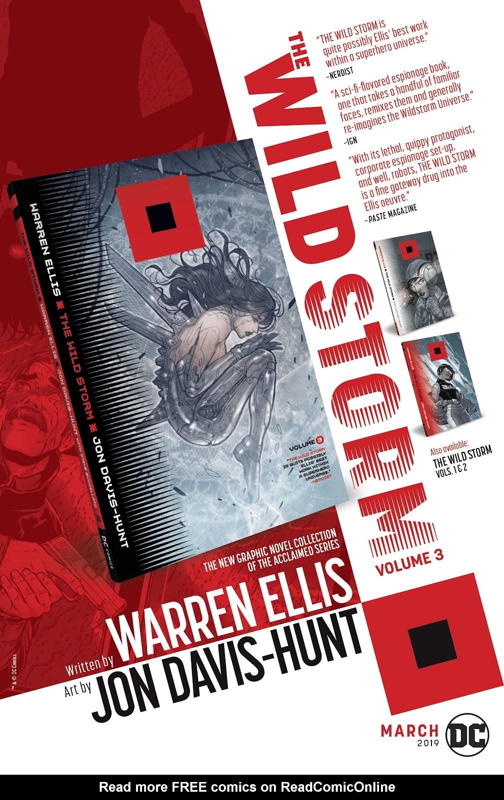 Read online Titans (2016) comic -  Issue #35 - 23