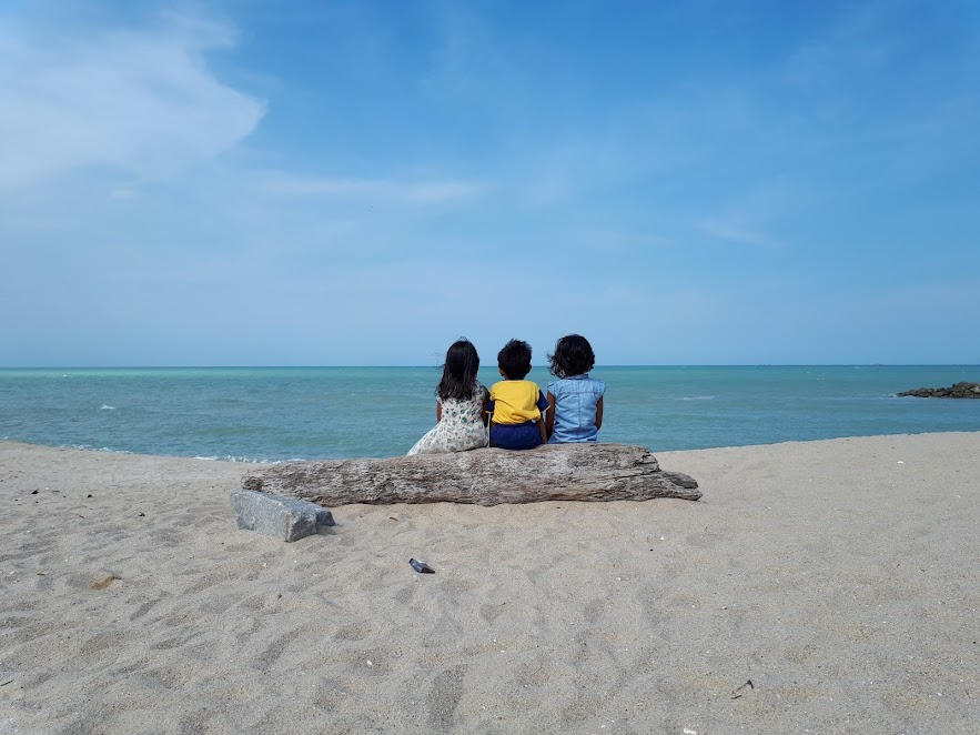 Pantai Tongaci sungailiat bangka
