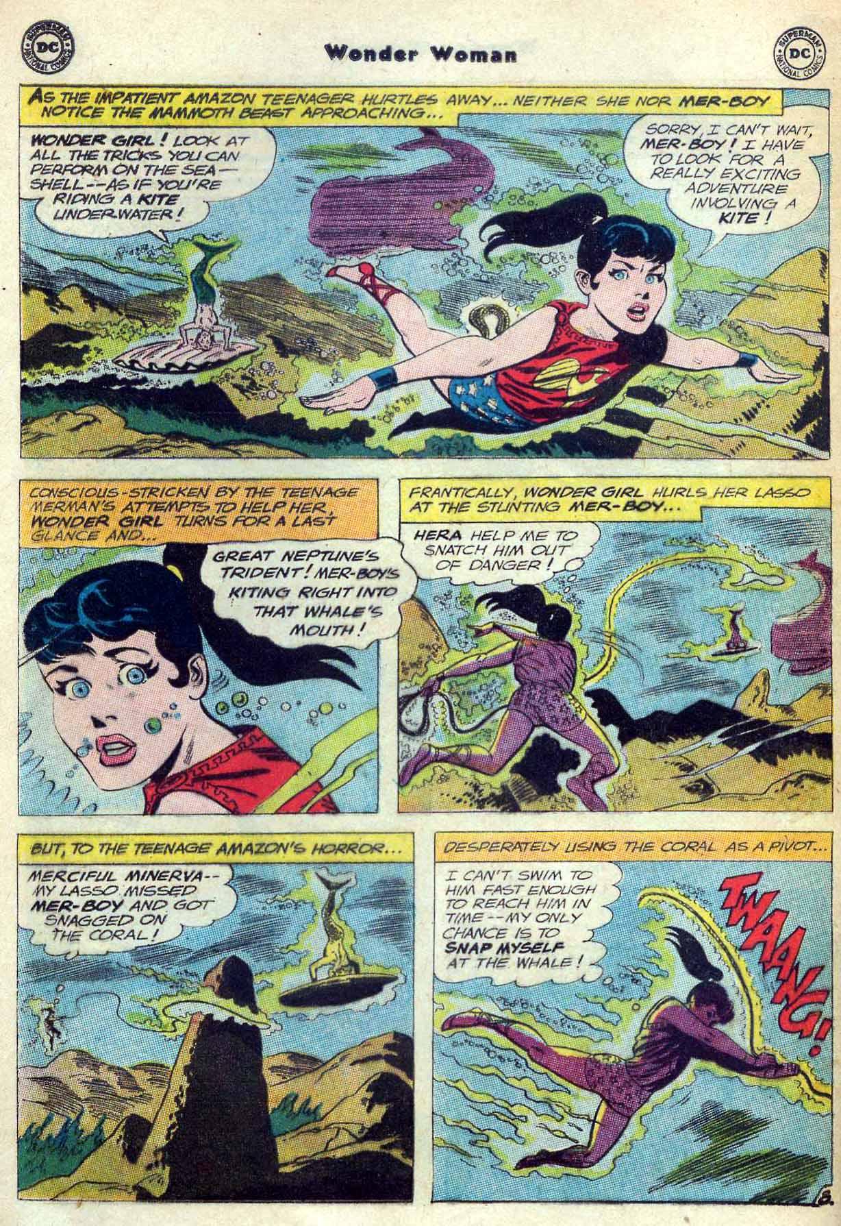 Read online Wonder Woman (1942) comic -  Issue #138 - 12