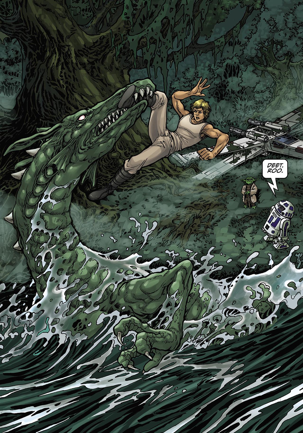 Read online Star Wars Omnibus comic -  Issue # Vol. 33 - 186