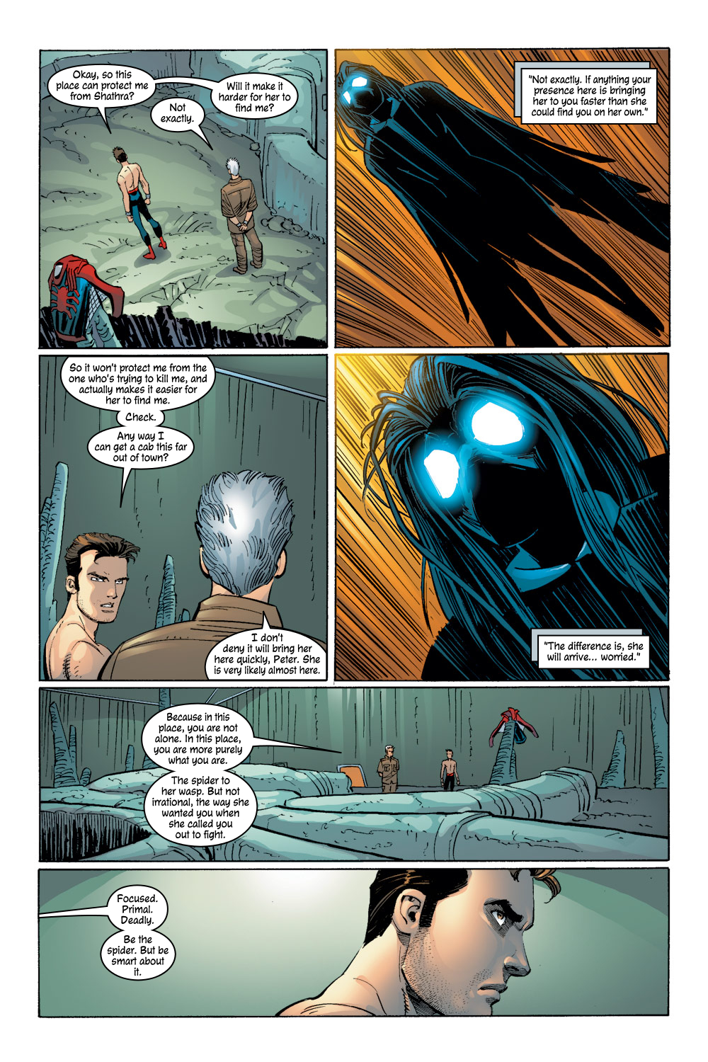 The Amazing Spider-Man (1999) 48 Page 10