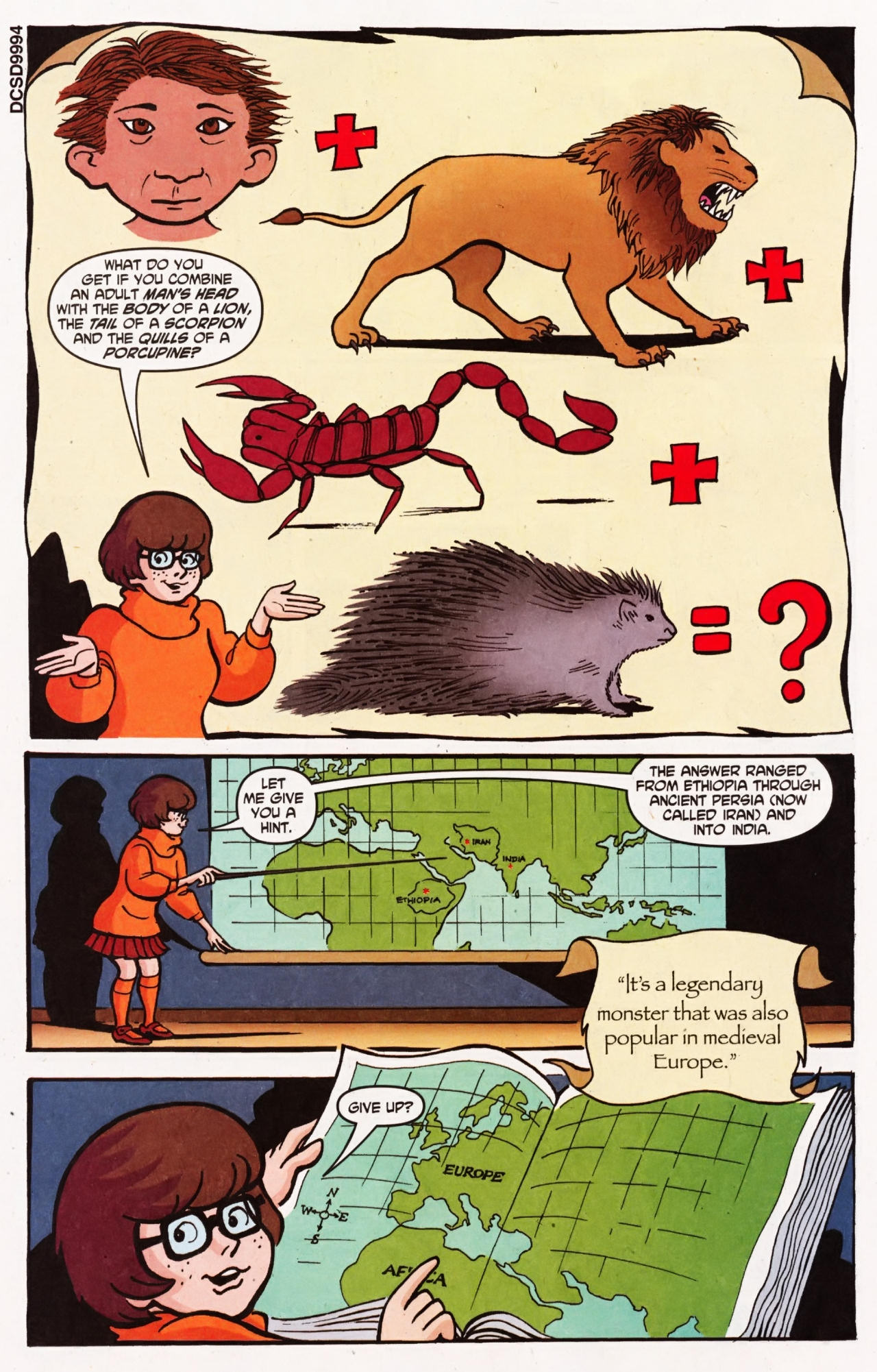 Read online Scooby-Doo (1997) comic -  Issue #132 - 18