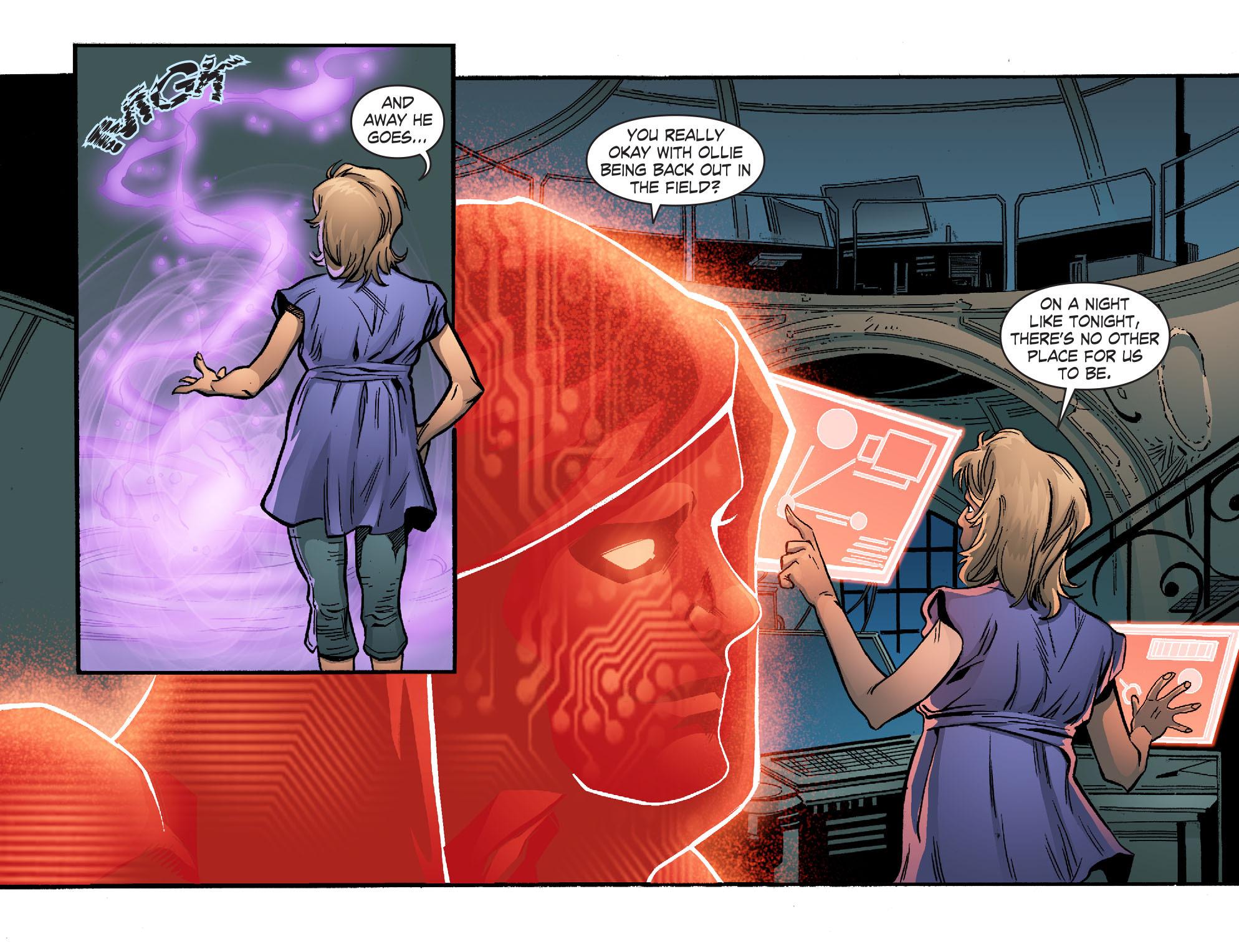 Read online Smallville: Lantern [I] comic -  Issue #10 - 8