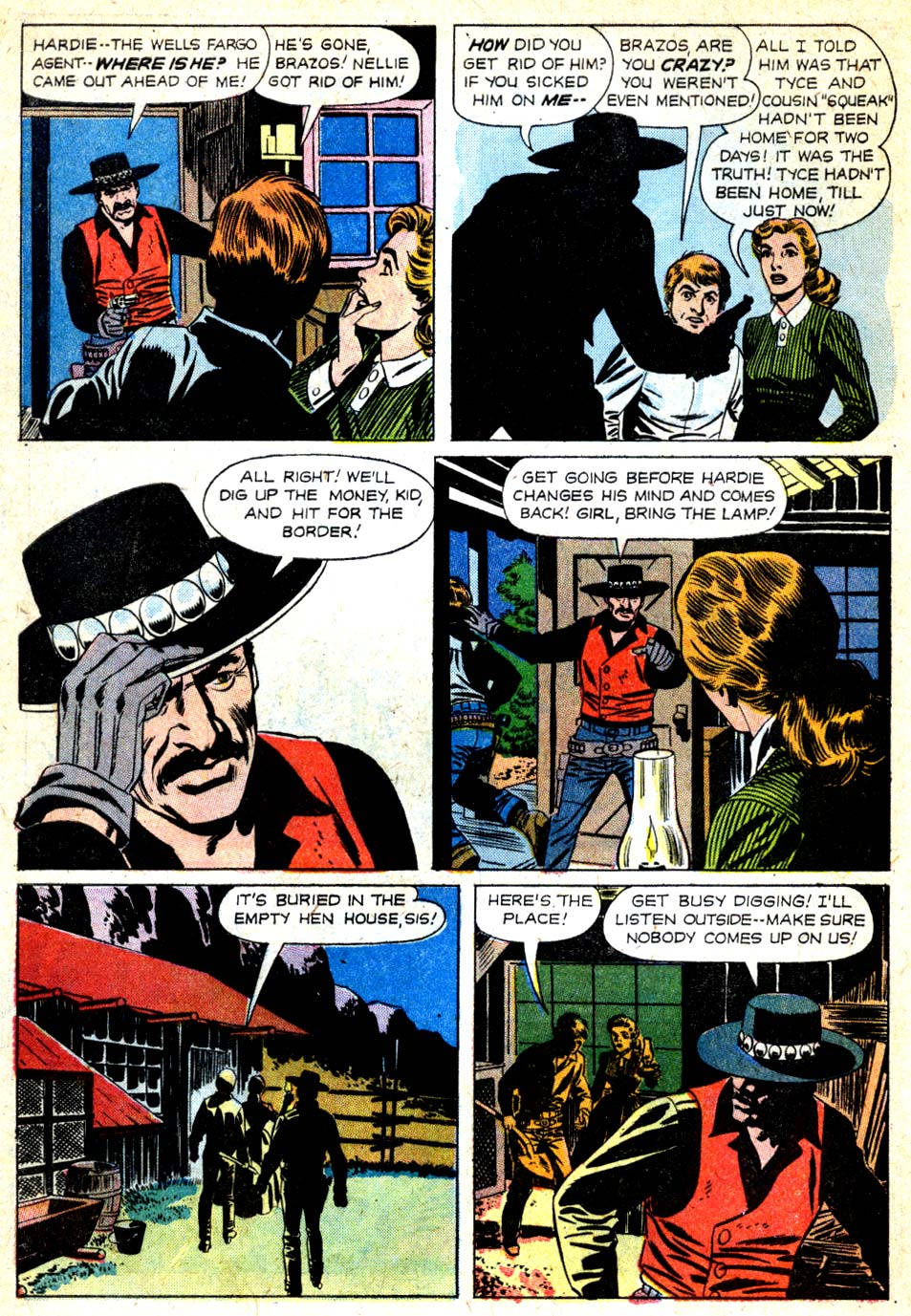 Four Color Comics issue 1075 - Page 28