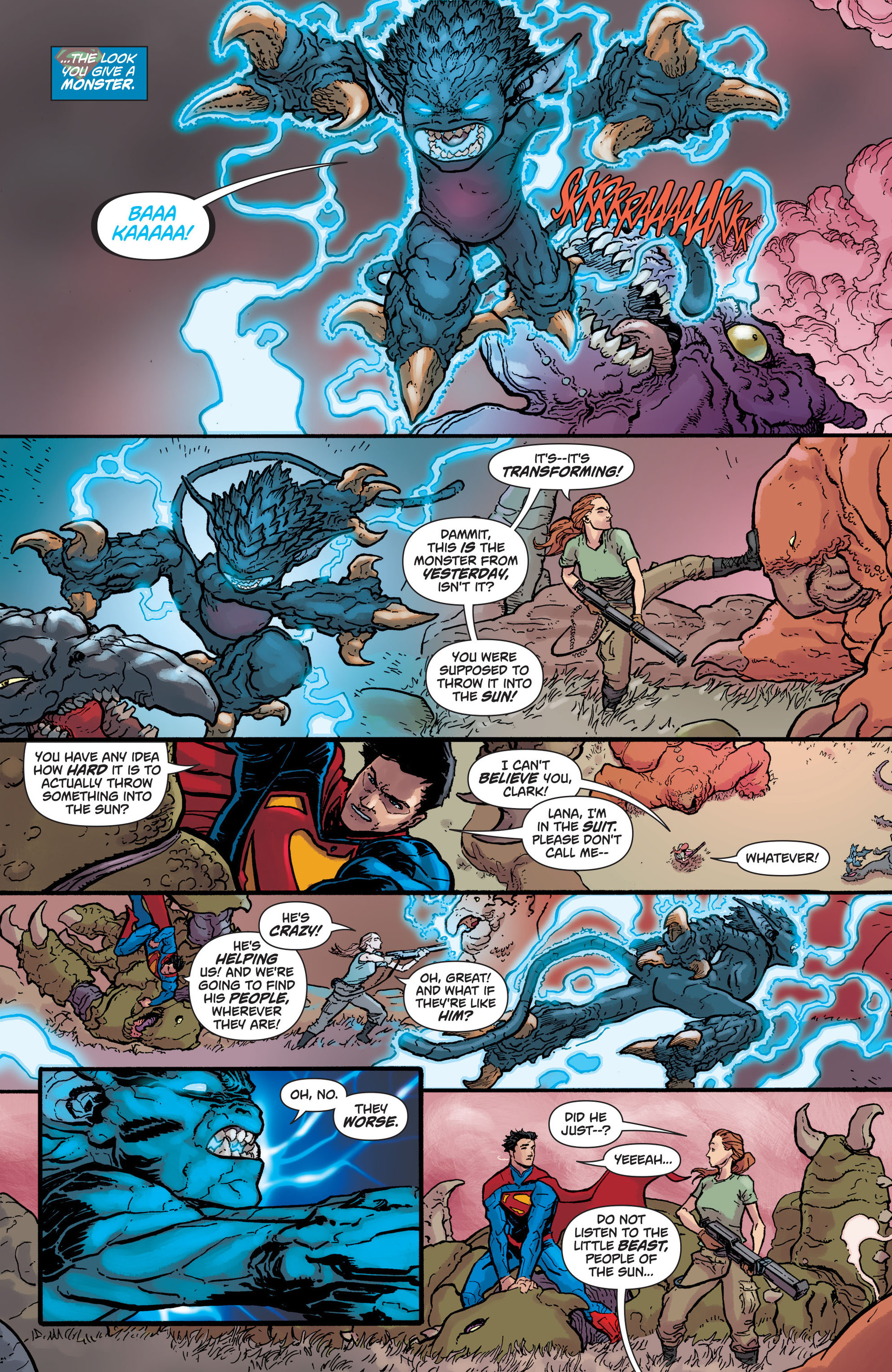 Read online Action Comics (2011) comic -  Issue #27 - 15