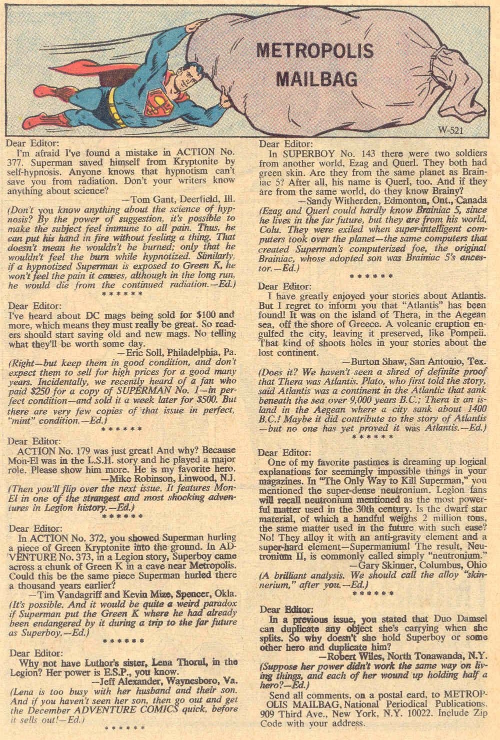 Read online Action Comics (1938) comic -  Issue #383 - 34