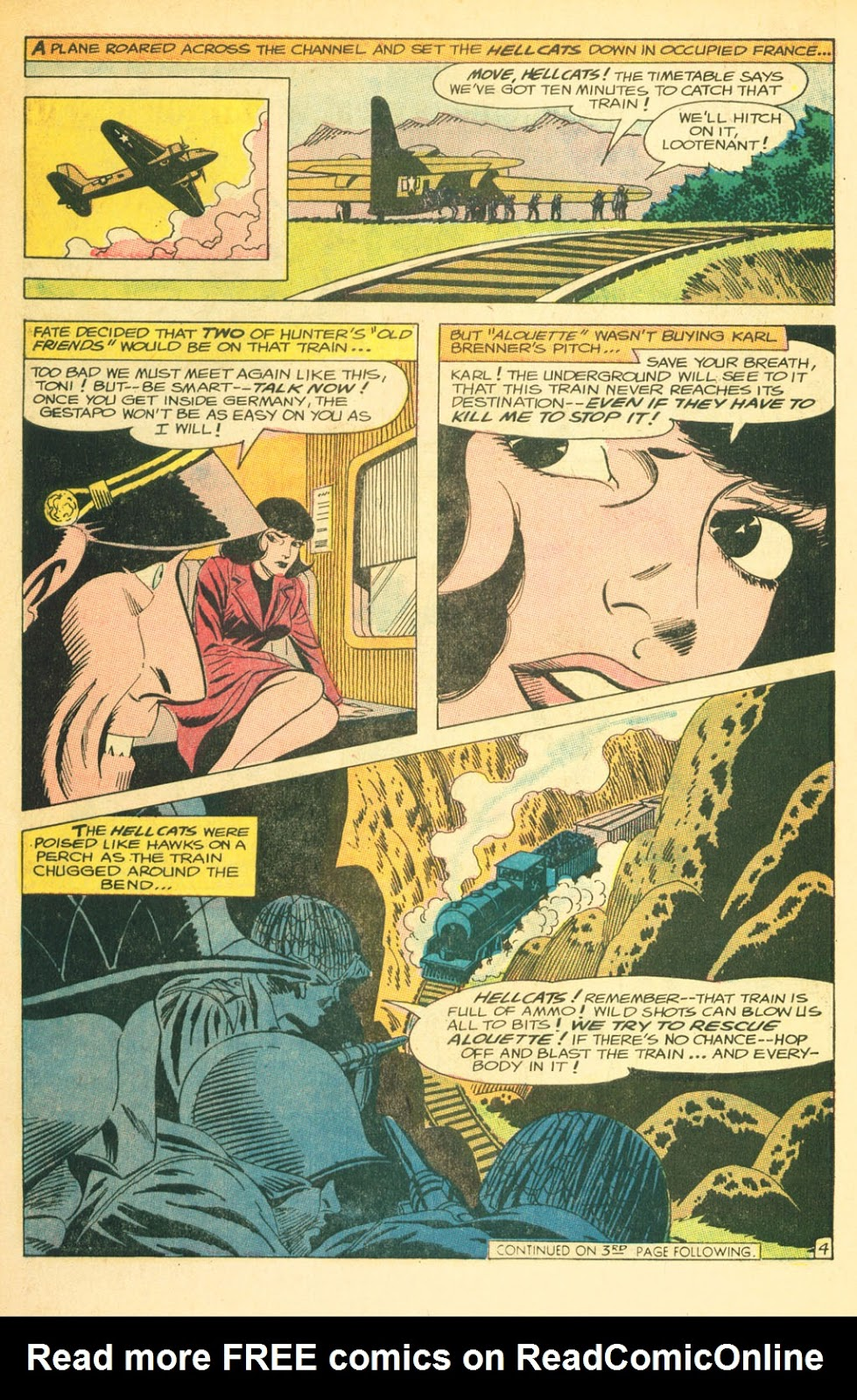 Our Fighting Forces (1954) issue 111 - Page 6