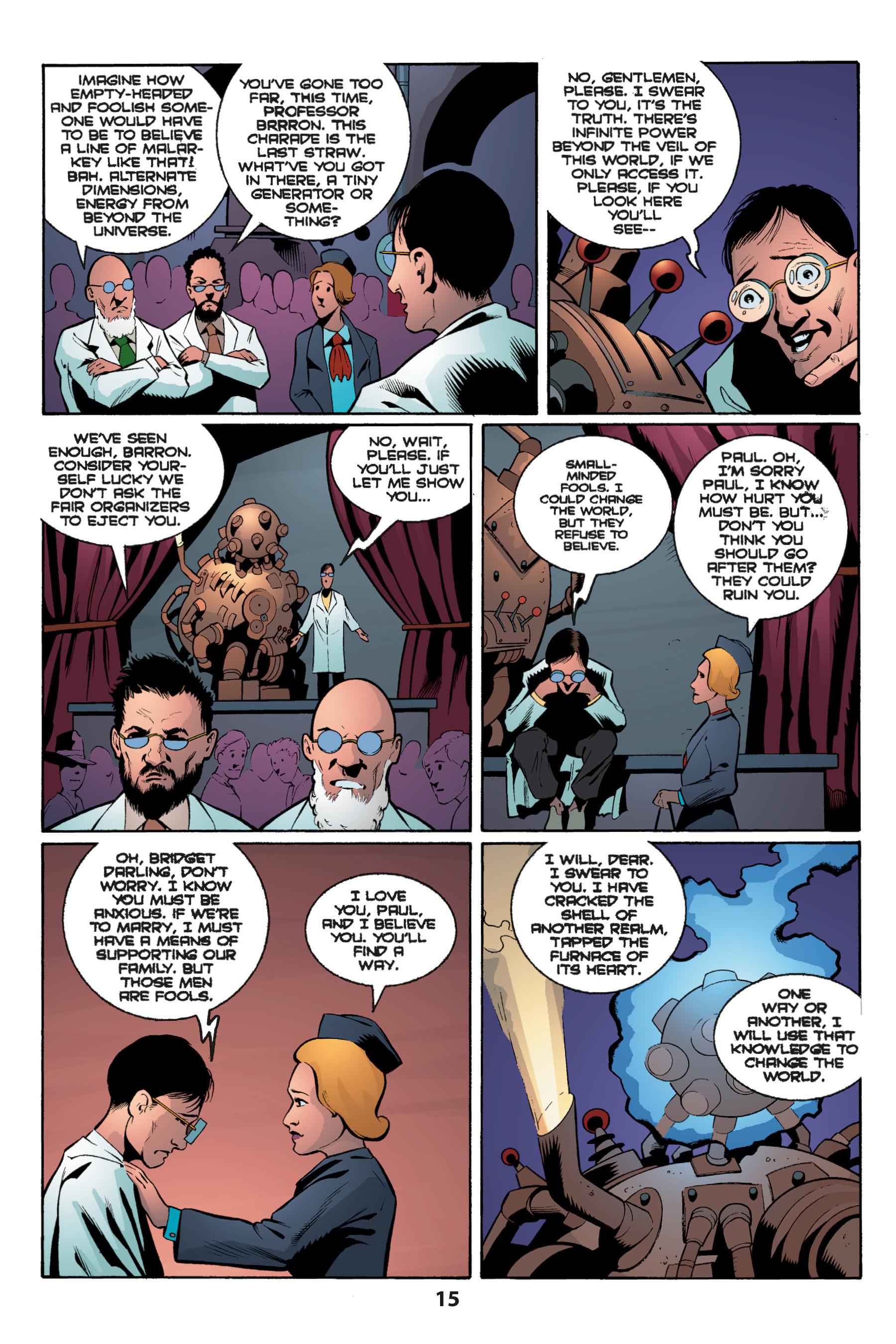 Read online Buffy the Vampire Slayer: Omnibus comic -  Issue # TPB 1 - 17