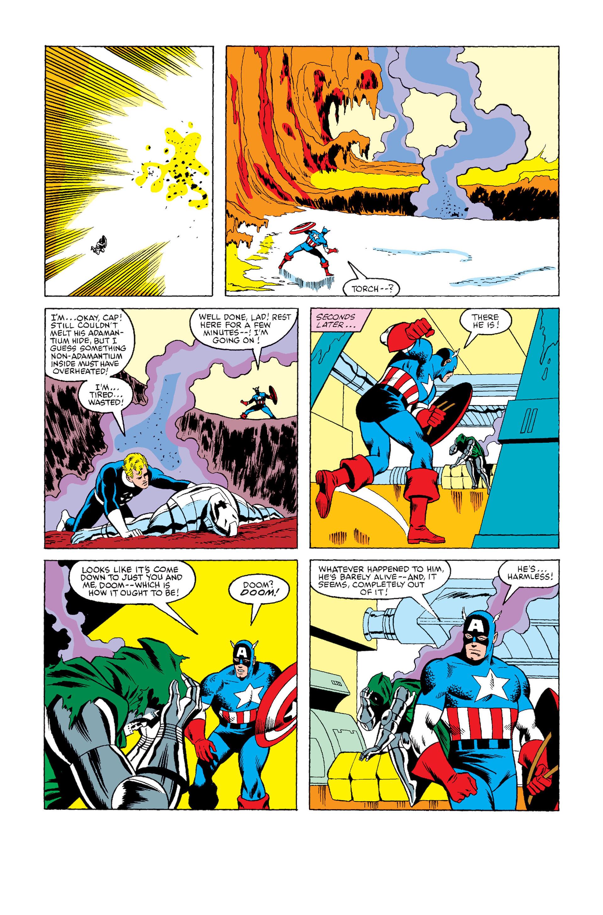 Read online Secret Wars (1985) comic -  Issue #8 - 19