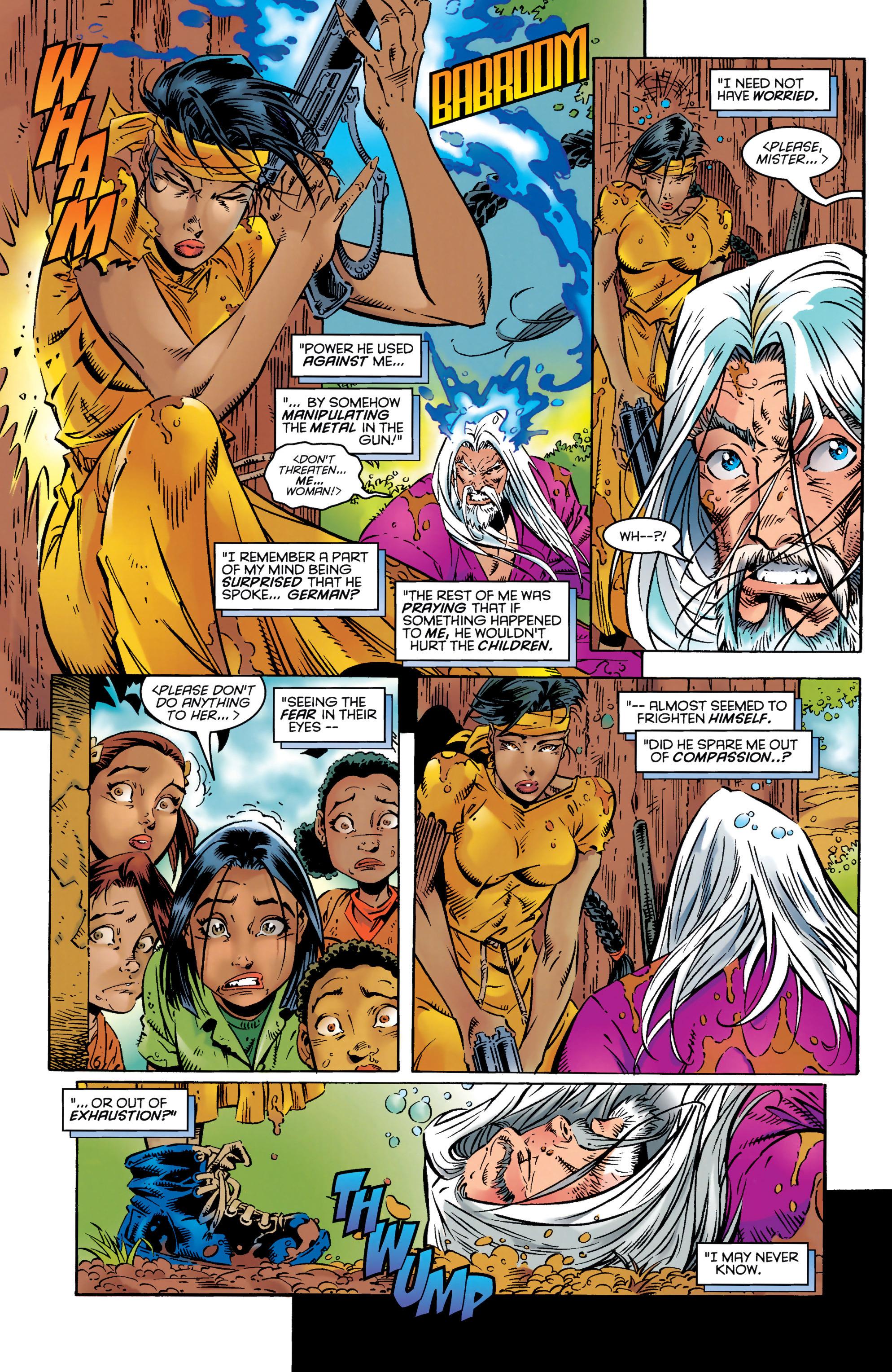 Read online Uncanny X-Men (1963) comic -  Issue #327 - 5