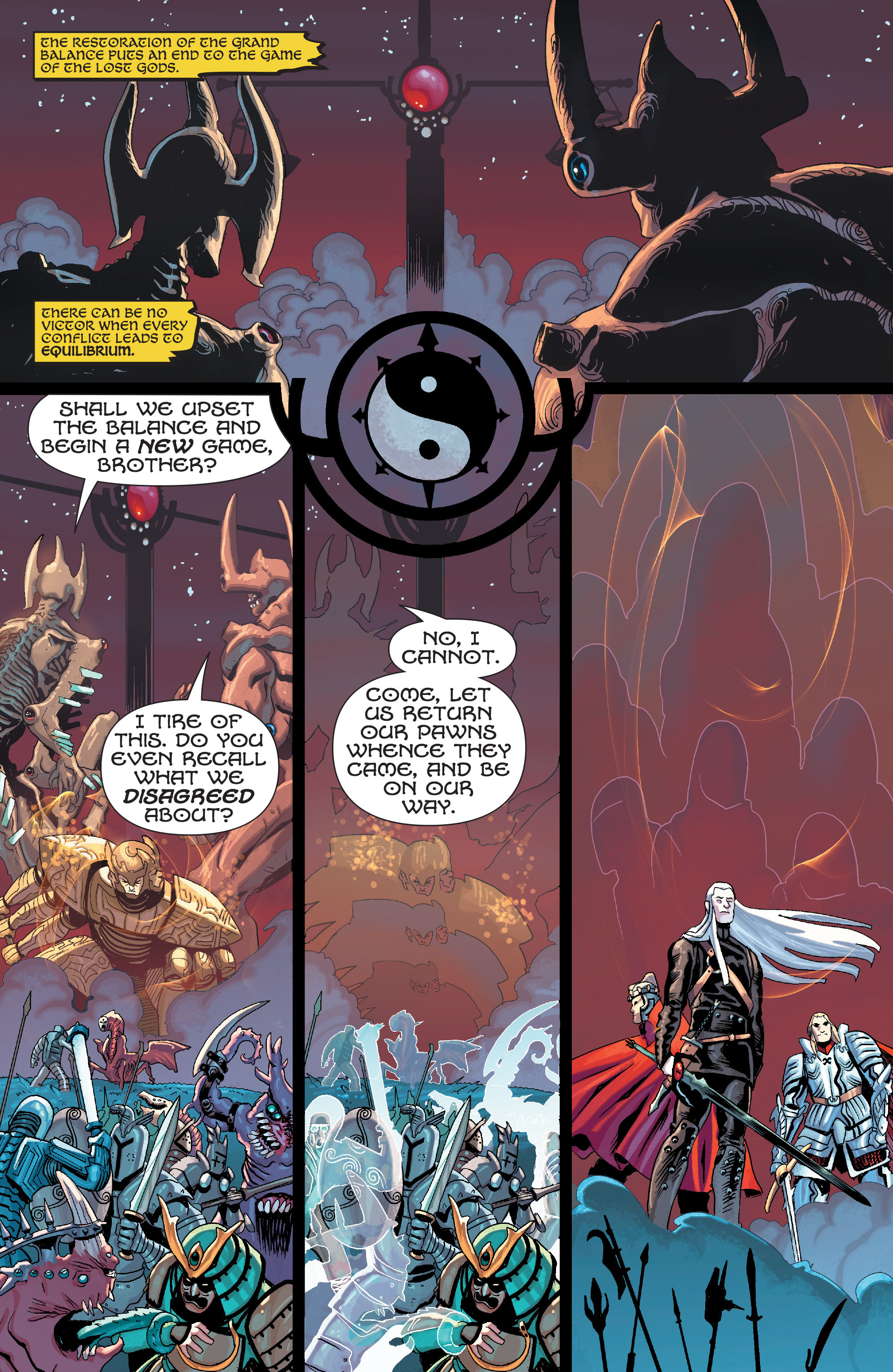 Read online Elric: The Balance Lost comic -  Issue # TPB 3 - 87