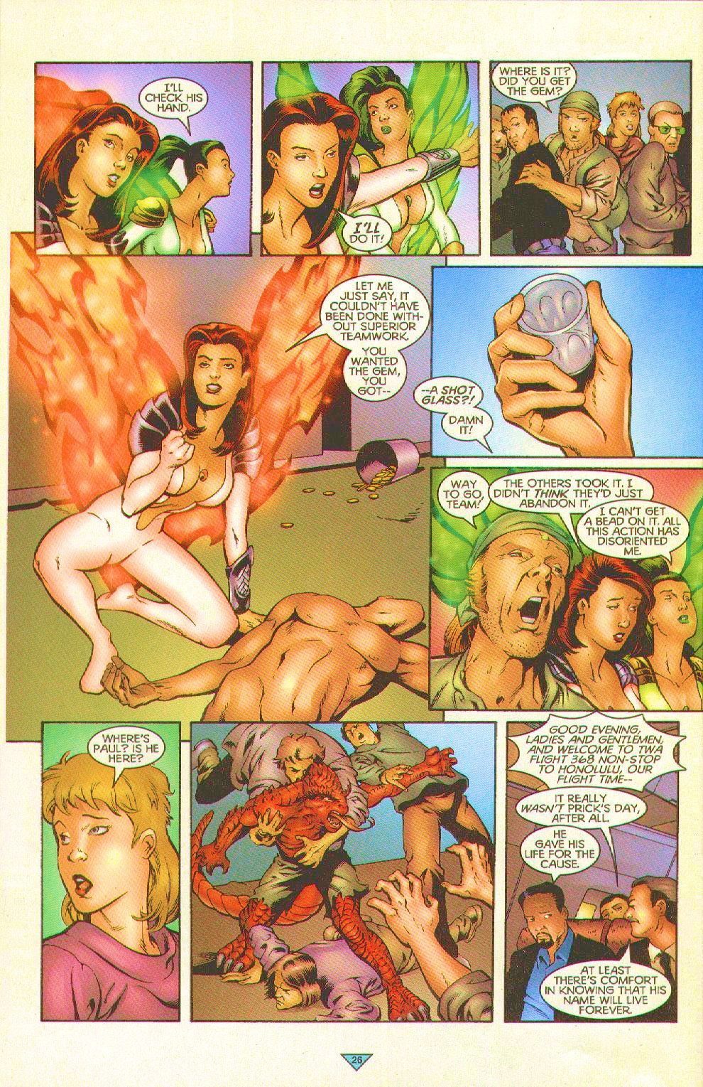 Read online Trinity Angels comic -  Issue #7 - 23