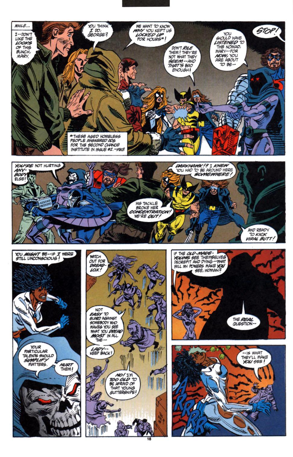 Read online Secret Defenders comic -  Issue #3 - 15