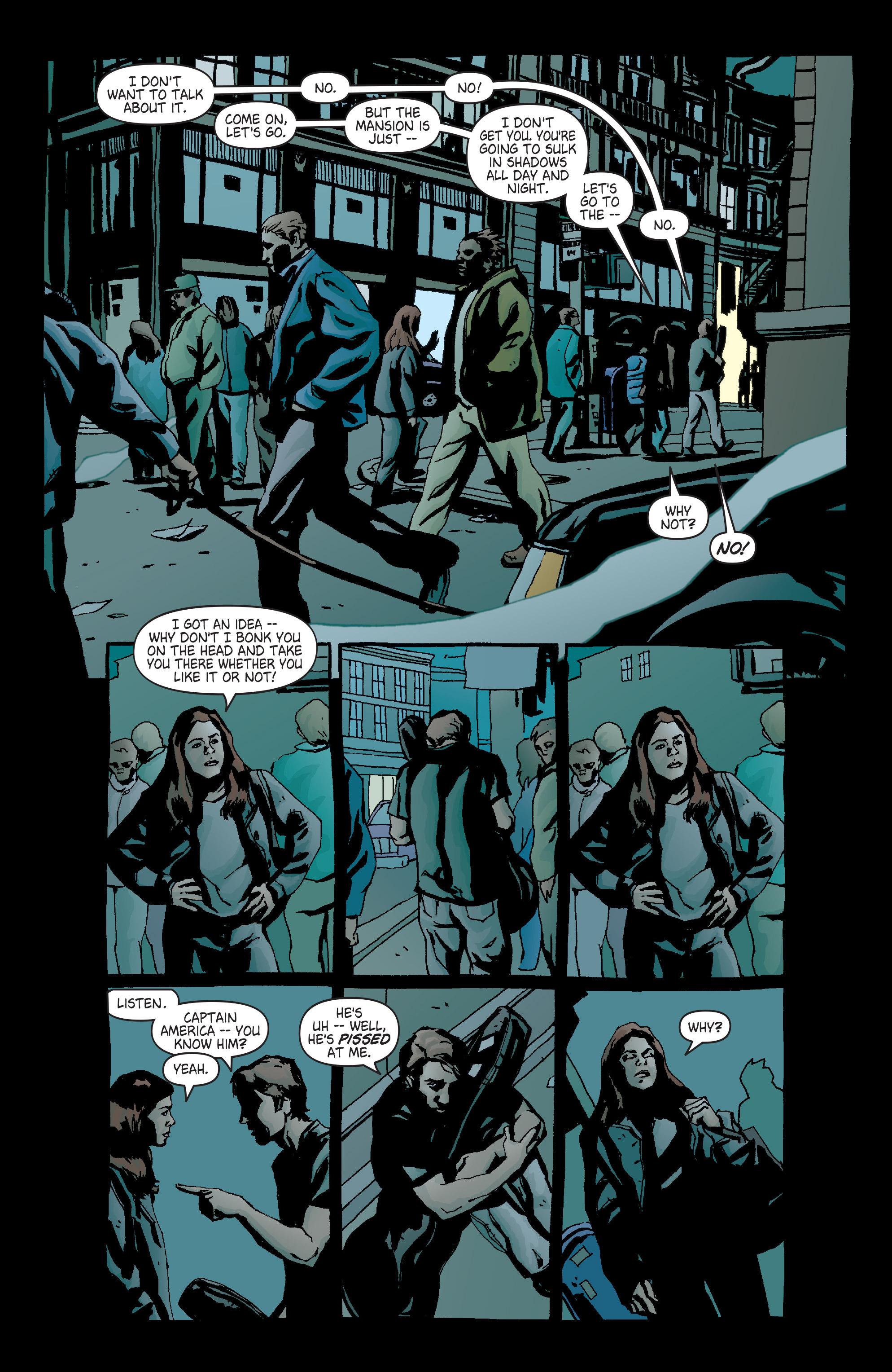 Read online Alias comic -  Issue #8 - 14