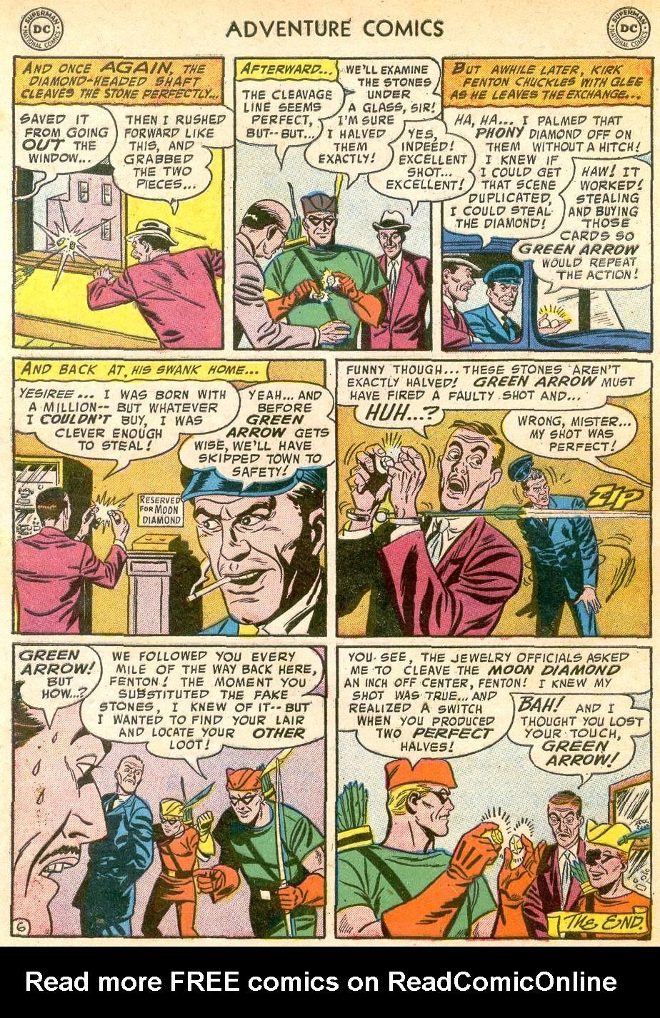 Read online Adventure Comics (1938) comic -  Issue #227 - 32