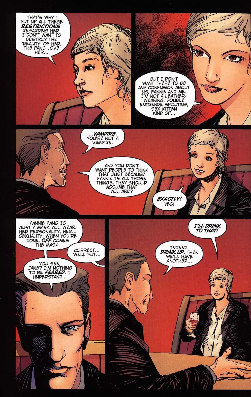 Read online Vampire the Masquerade comic -  Issue # Toreador - 22