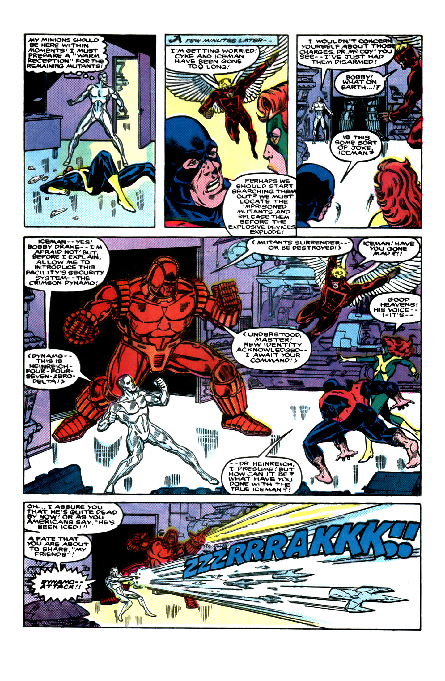 Read online X-Factor (1986) comic -  Issue # _ Annual 1 - 30