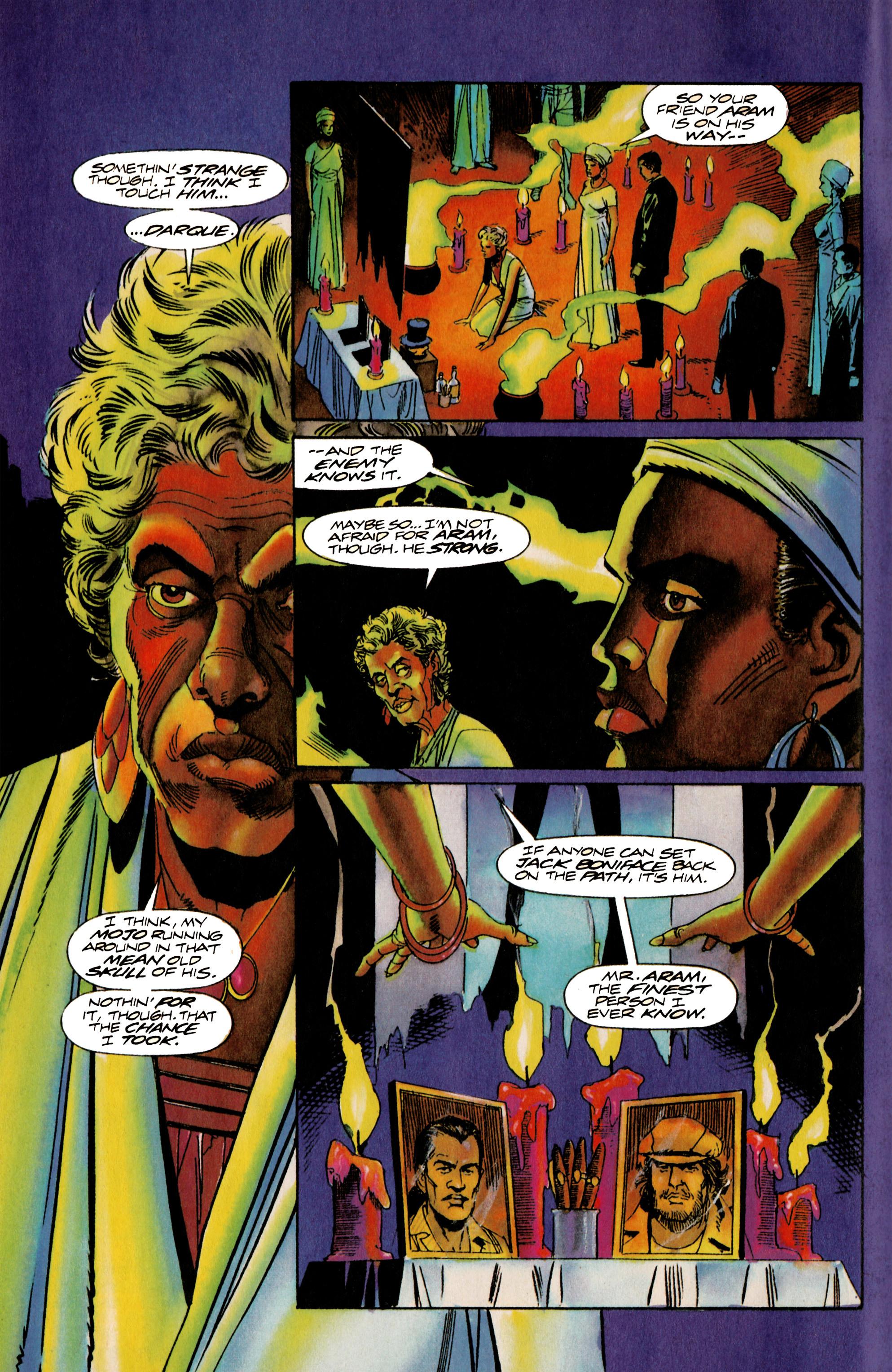 Read online Shadowman (1992) comic -  Issue #17 - 5