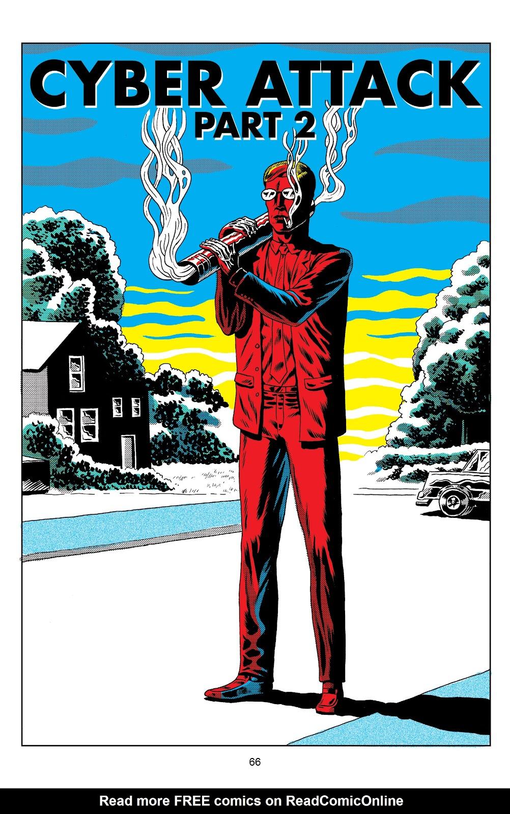 Read online Terror Assaulter: O.M.W.O.T (One Man War On Terror) comic -  Issue # TPB - 66