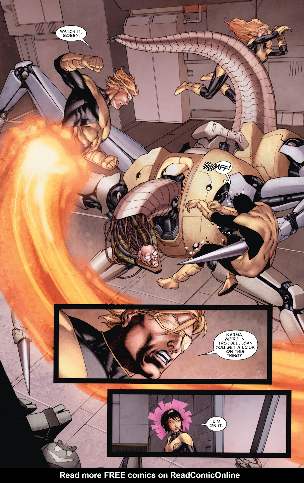 Read online X-Men: Second Coming comic -  Issue # _TPB (Part 1) - 86