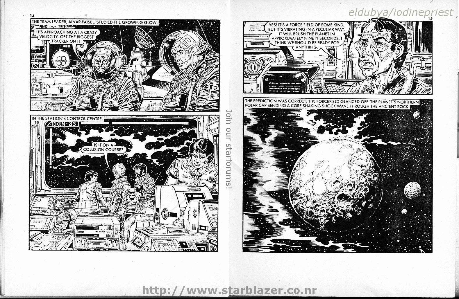 Starblazer issue 107 - Page 9