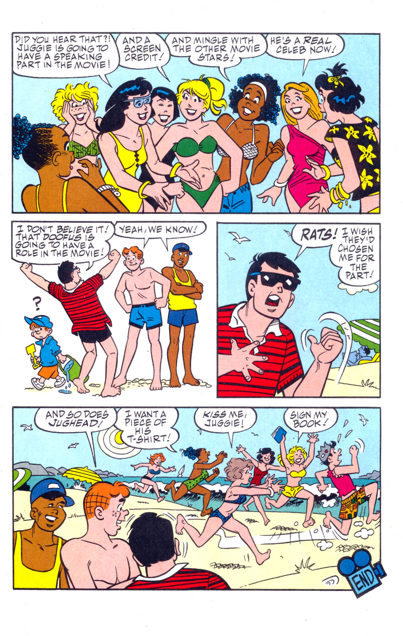 Read online Archie (1960) comic -  Issue #576 - 18