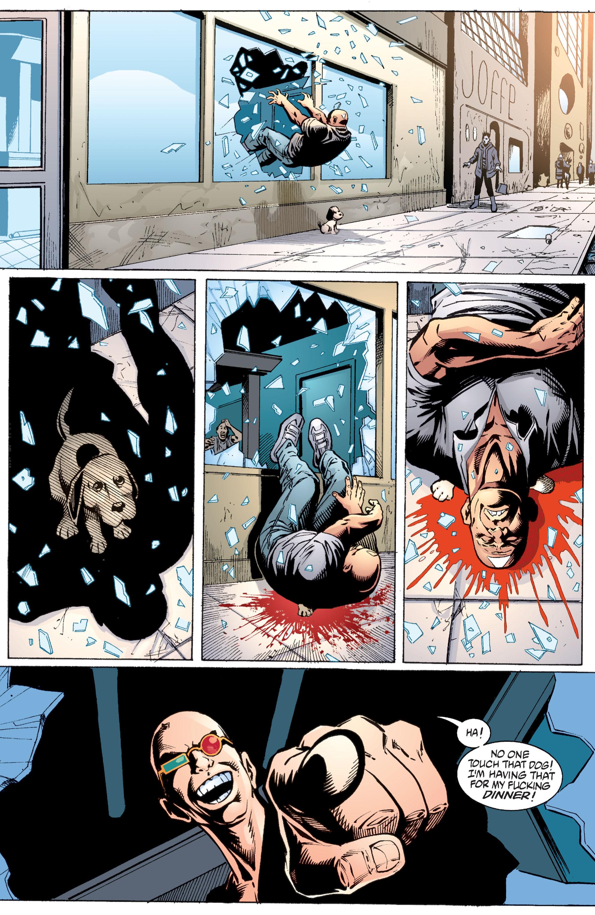 Read online Transmetropolitan comic -  Issue #34 - 12