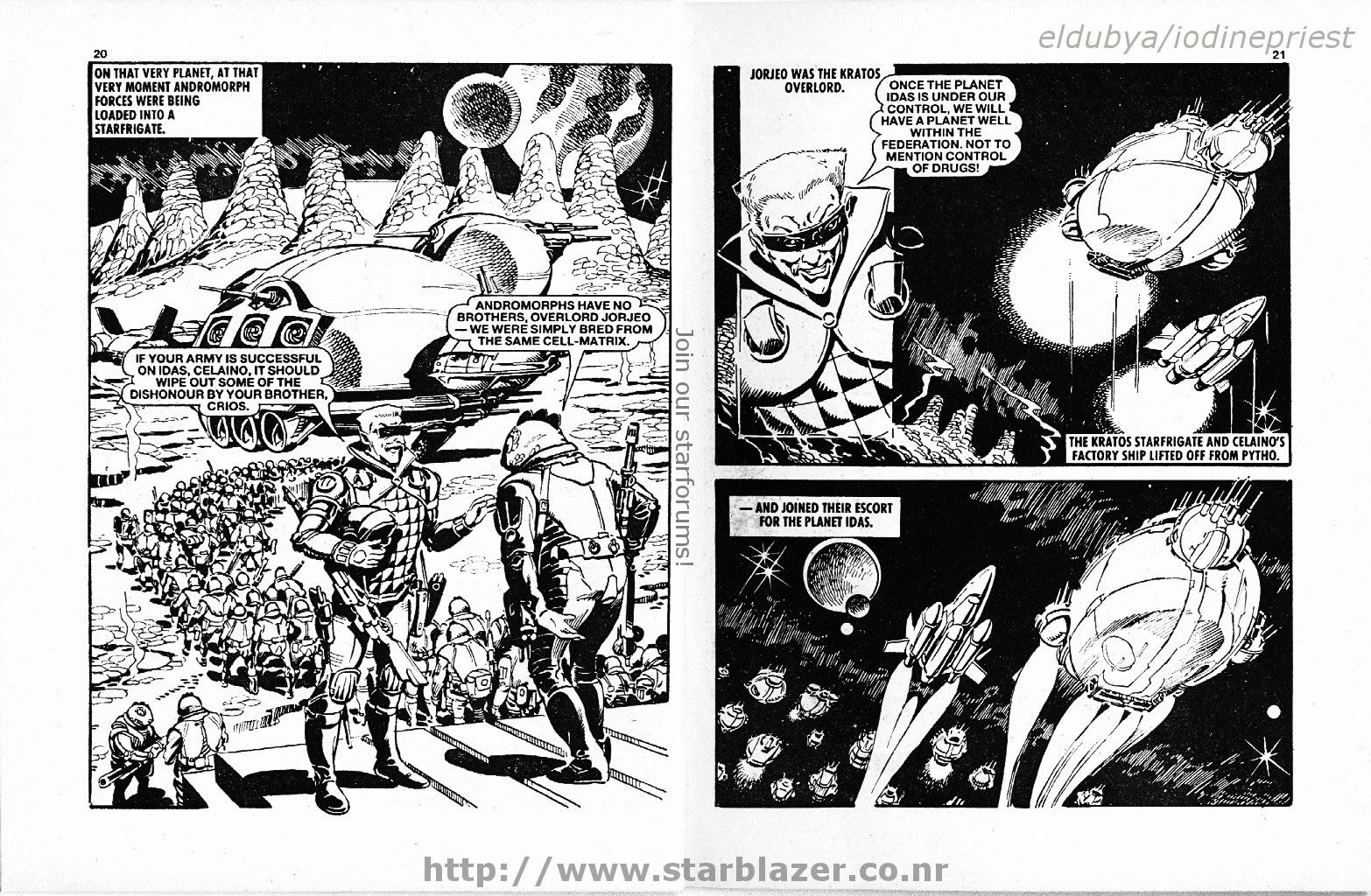 Starblazer issue 172 - Page 12