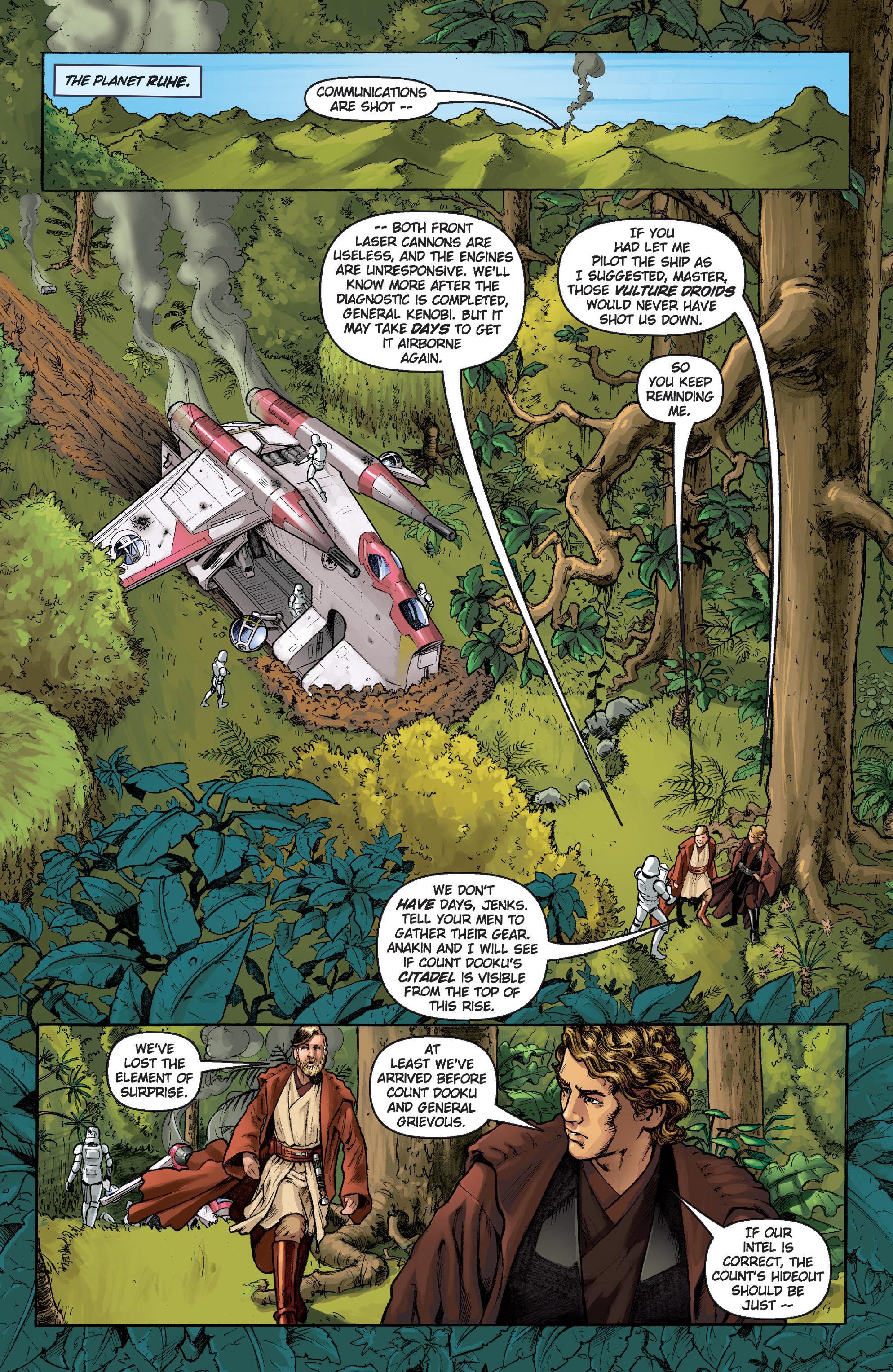 Read online Star Wars Omnibus comic -  Issue # Vol. 26 - 189