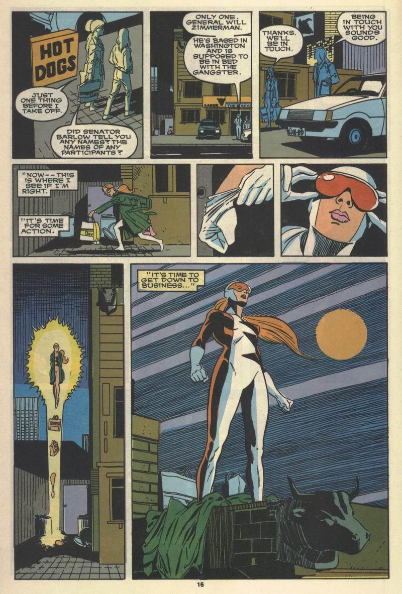 Read online Alpha Flight (1983) comic -  Issue #77 - 18