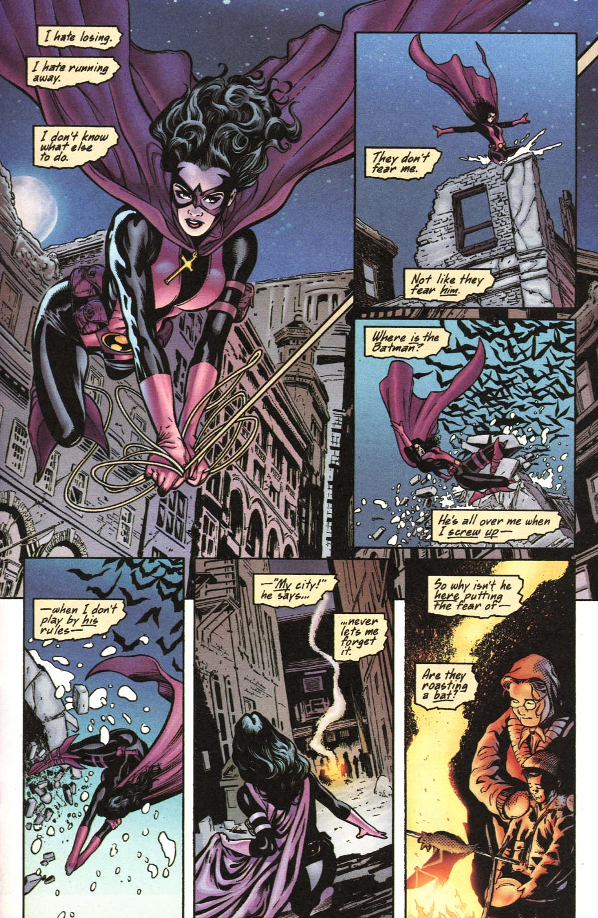 Read online Batman: No Man's Land comic -  Issue #0 - 13