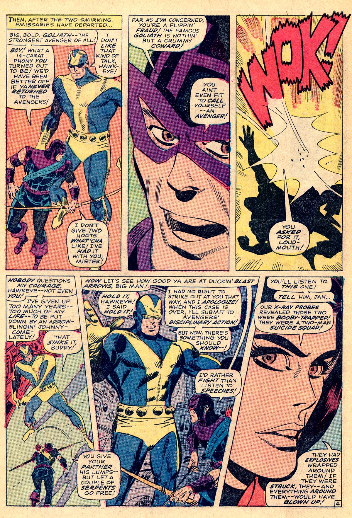 The Avengers (1963) 33 Page 4