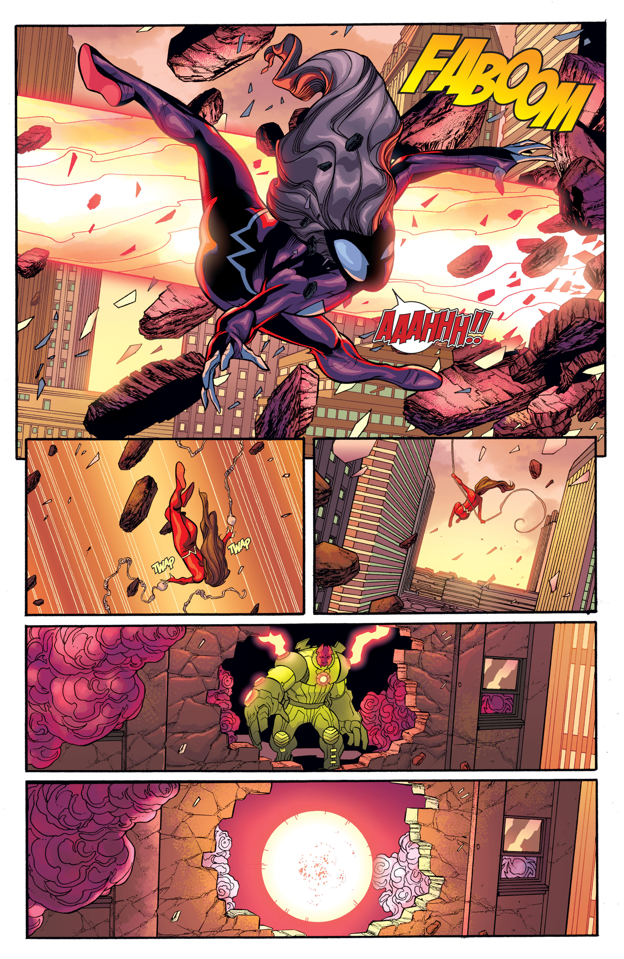 Read online Ultimate Comics Doomsday comic -  Issue # Full - 40