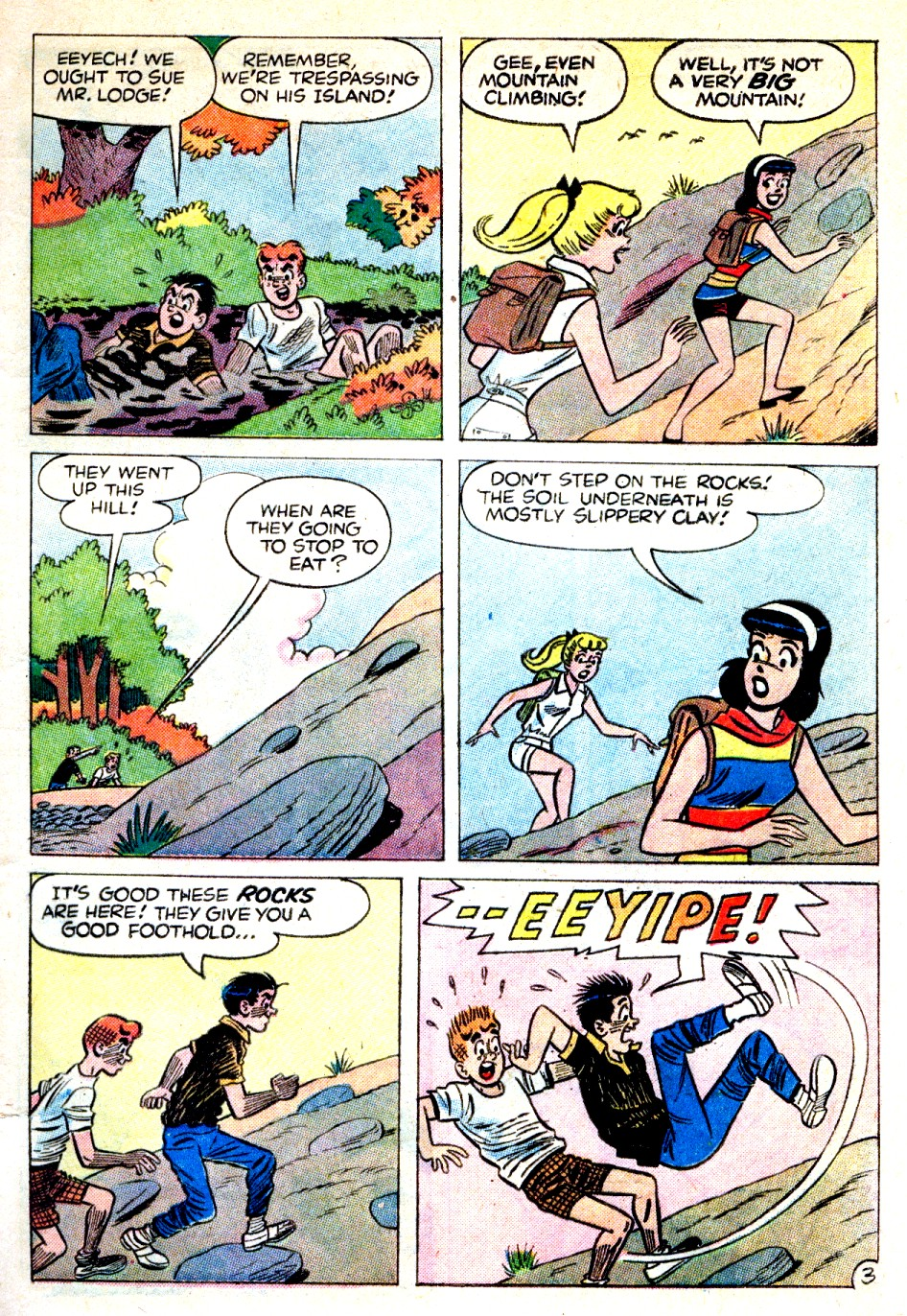 Read online Archie's Girls Betty and Veronica comic -  Issue #93 - 5