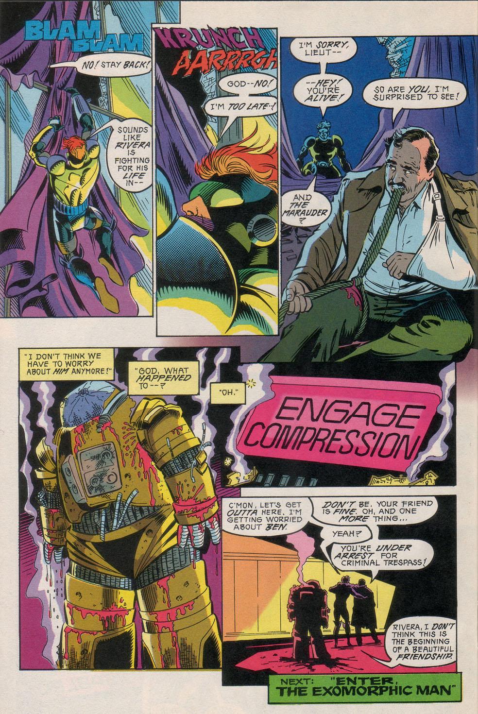 Read online Gunfire comic -  Issue #4 - 30