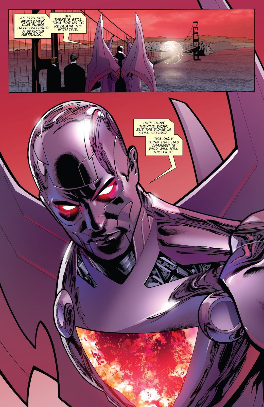 Read online X-Men: Second Coming comic -  Issue # _TPB (Part 3) - 94