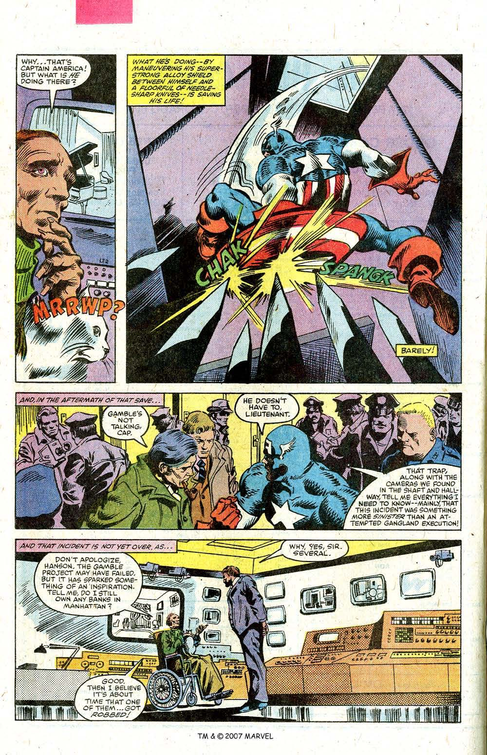 Read online Captain America (1968) comic -  Issue # _Annual 5 - 28