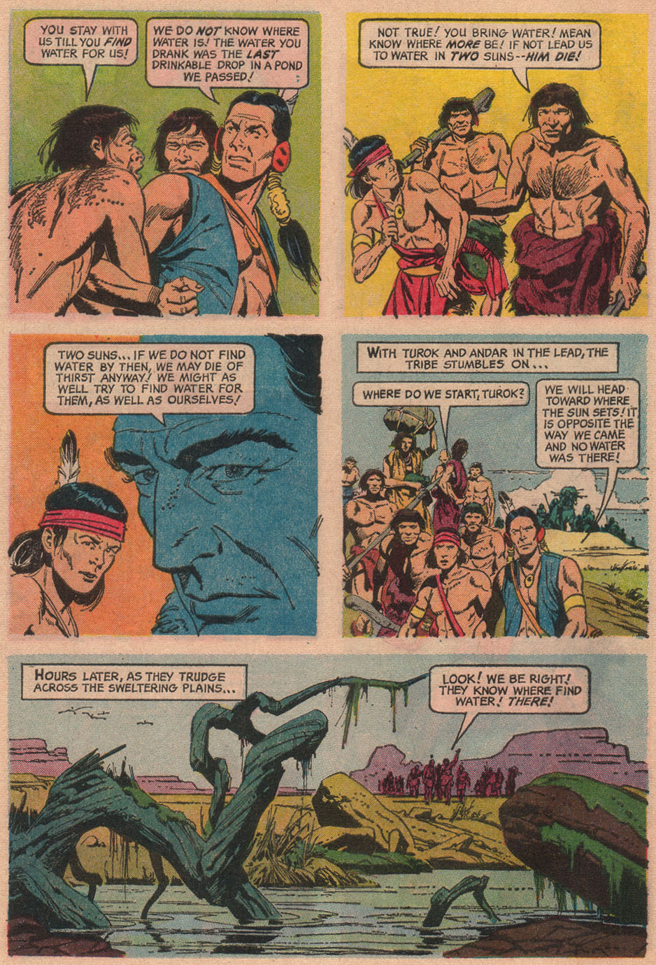 Read online Turok, Son of Stone comic -  Issue #53 - 8
