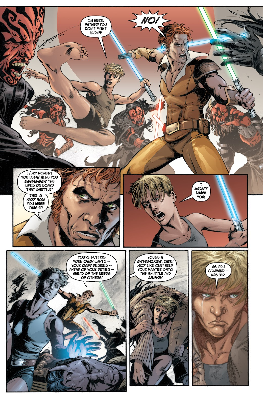 Read online Star Wars Legends: Legacy - Epic Collection comic -  Issue # TPB 1 (Part 1) - 12