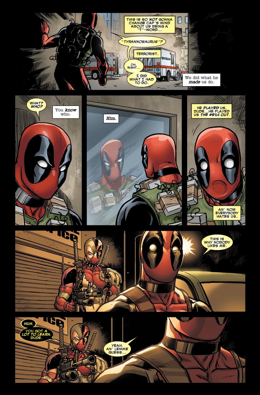 Read online Deadpool (2008) comic -  Issue #48 - 19