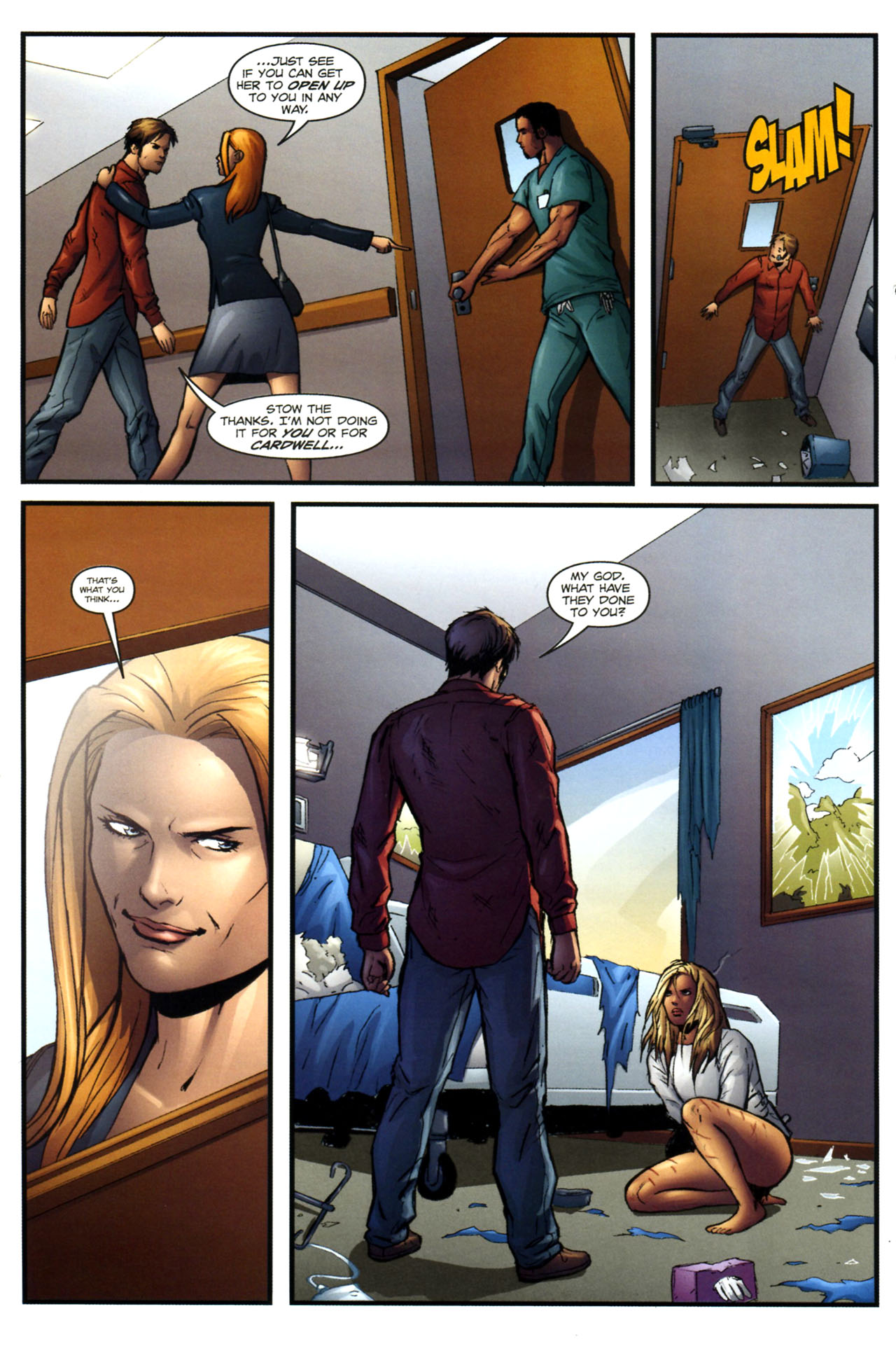 Read online Sheena, Queen of the Jungle comic -  Issue #2 - 12