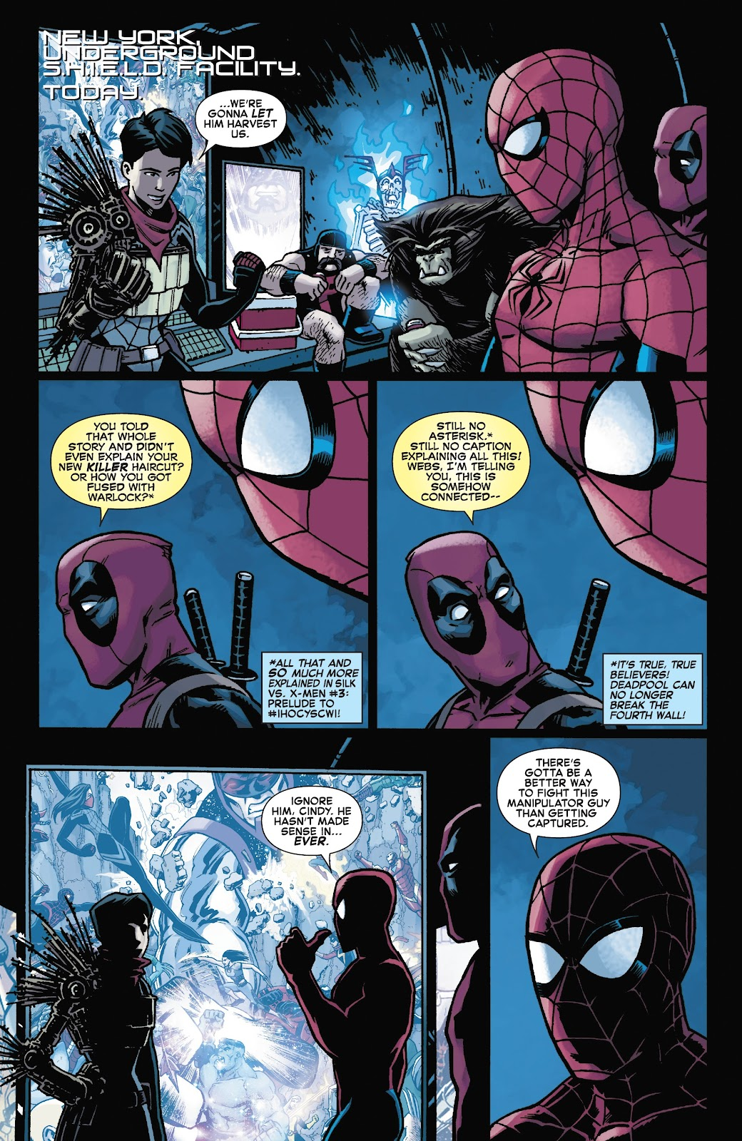 Read online Spider-Man/Deadpool comic -  Issue #47 - 5