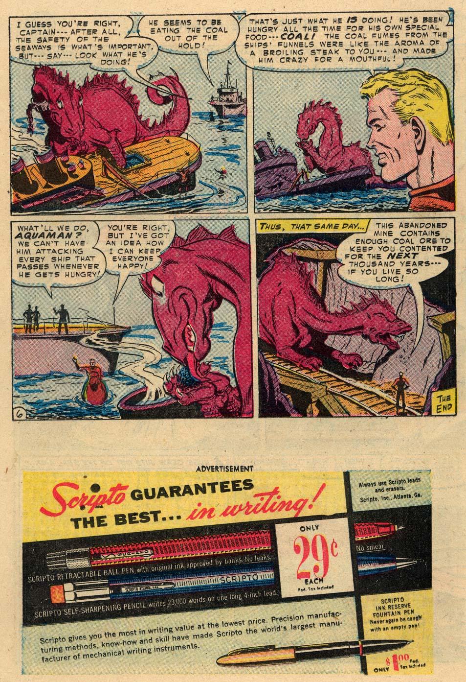 Read online Adventure Comics (1938) comic -  Issue #193 - 22